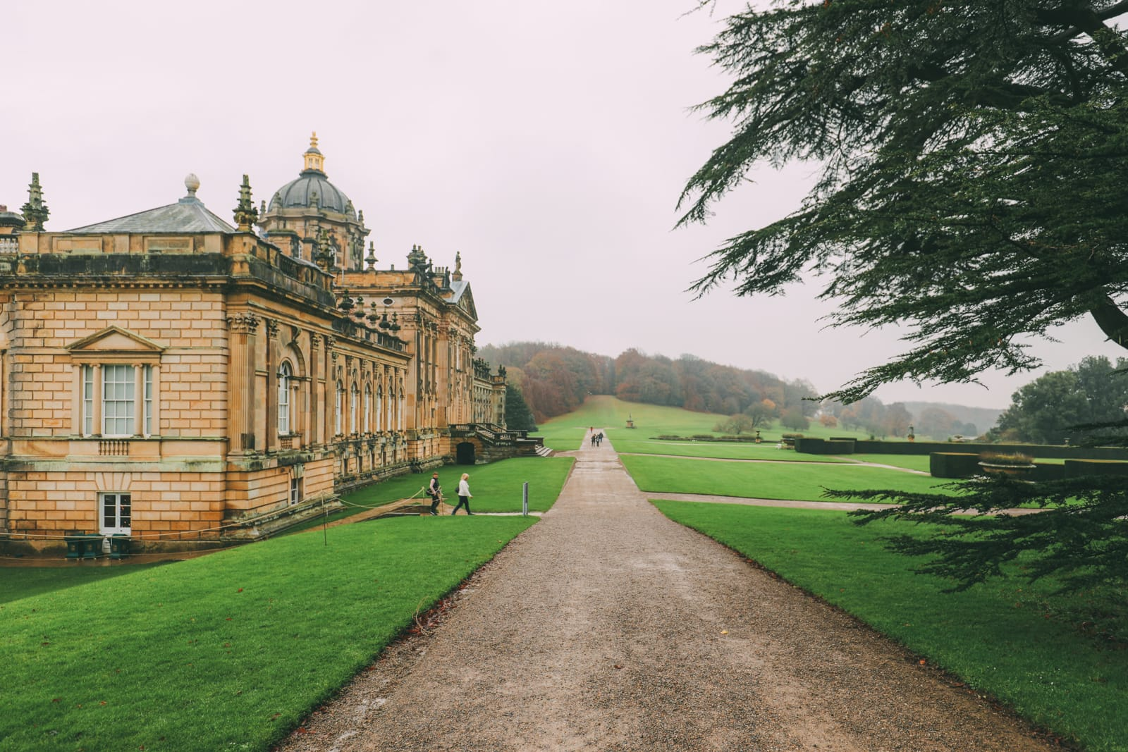 Castle Howard - An English Castle You Absolutely Have To Visit! (3)