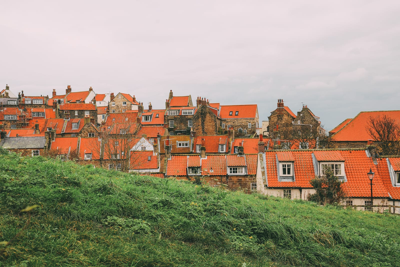 Exploring Ancient England - Robin Hood's Bay And Whitby Abbey (6)