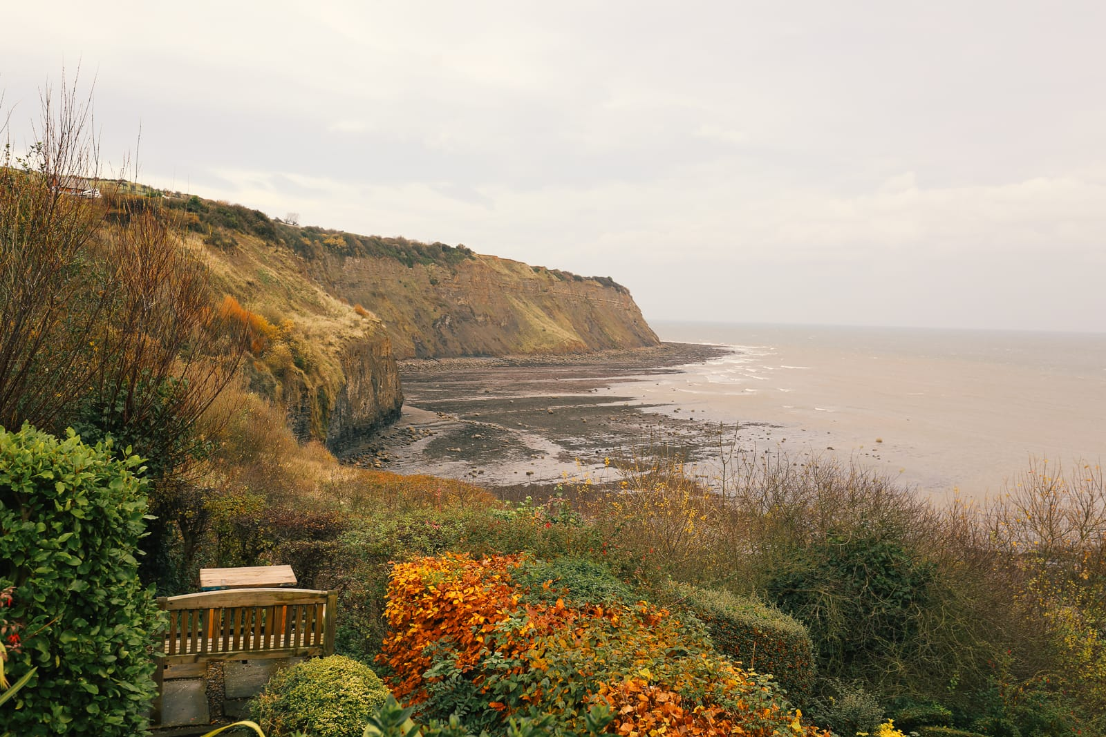 Exploring Ancient England - Robin Hood's Bay And Whitby Abbey (20)