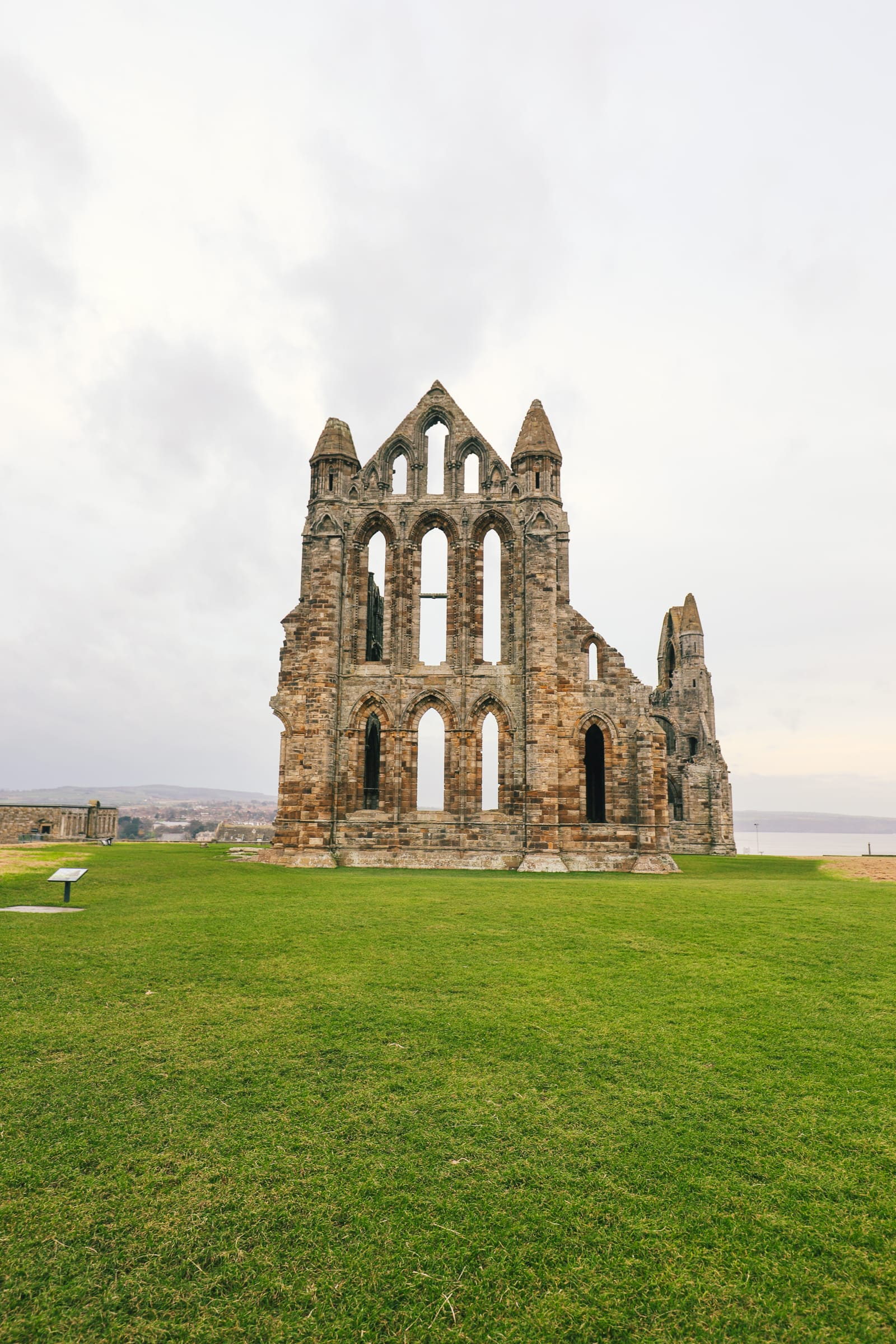 Exploring Ancient England - Robin Hood's Bay And Whitby Abbey (39)