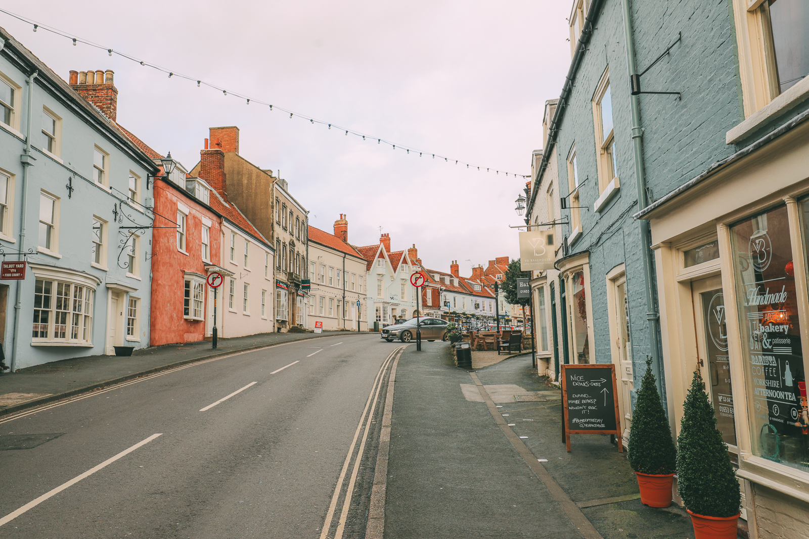 Exploring Malton - The Food Capital Of Yorkshire, England (52)