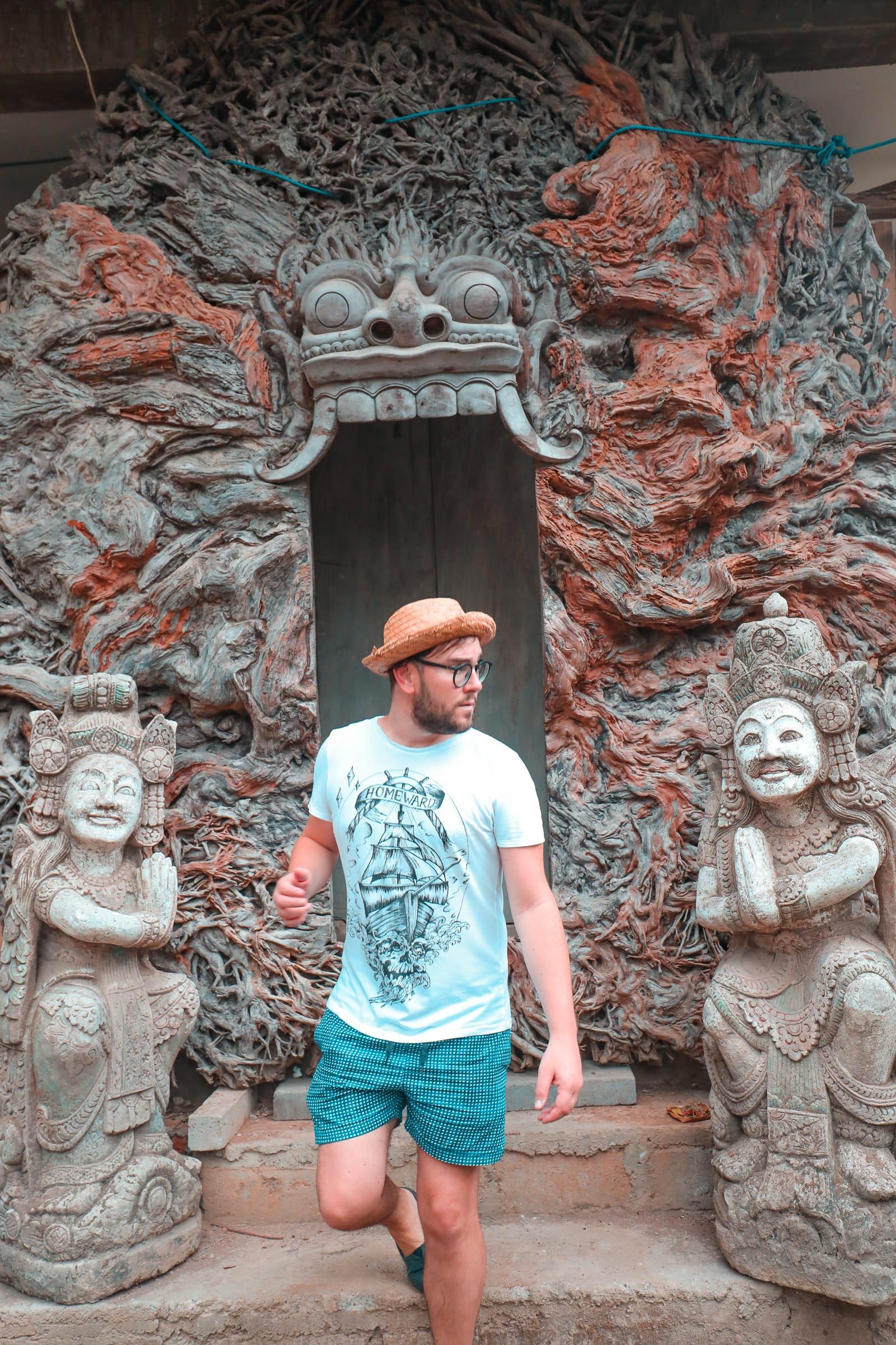 Arrival In Bali + The Campuhan Ridge Walk In Ubud (30)