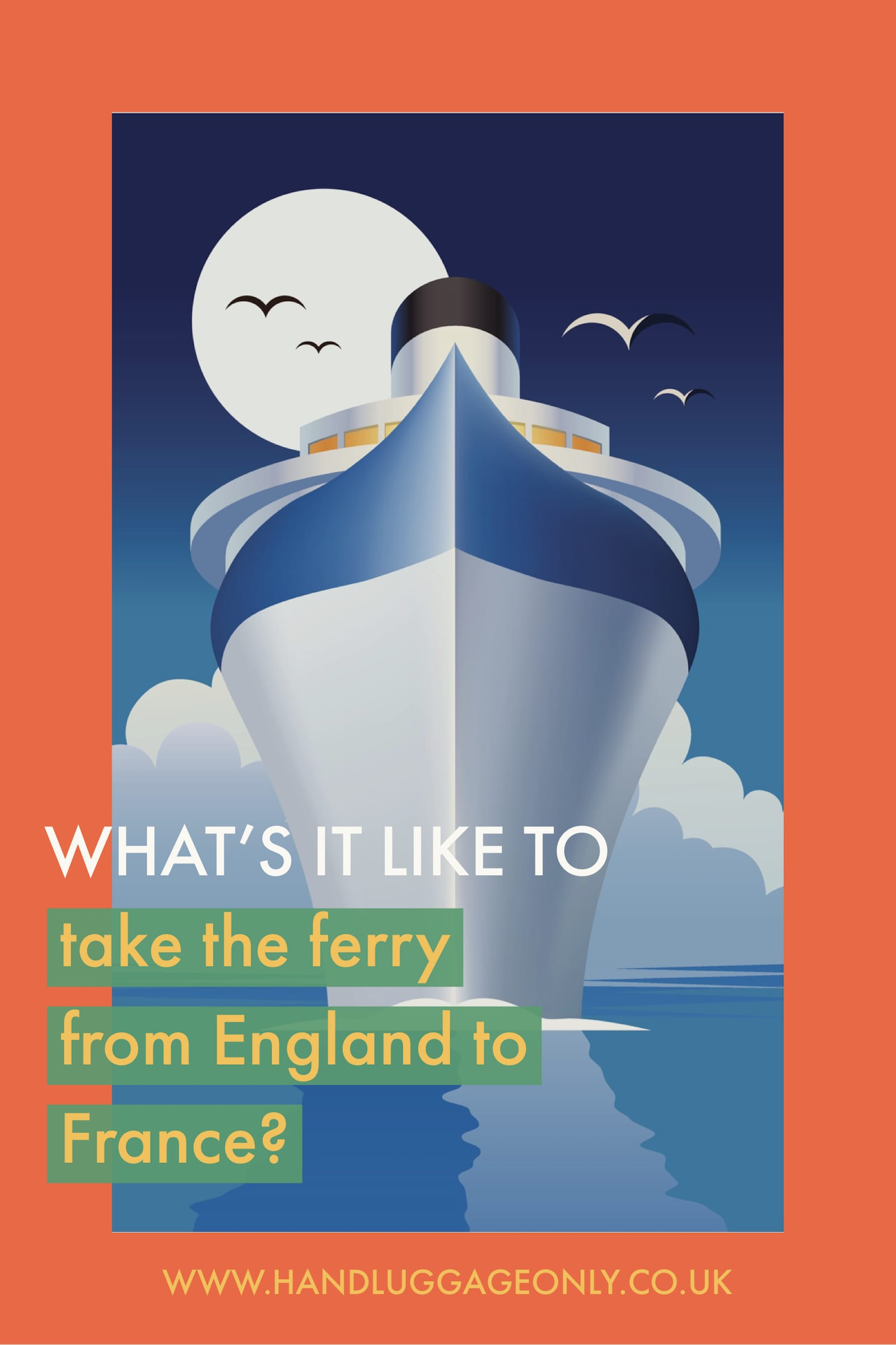 Ferry Crossings - The Travel Method You Never Think Of But Really Should! (1)