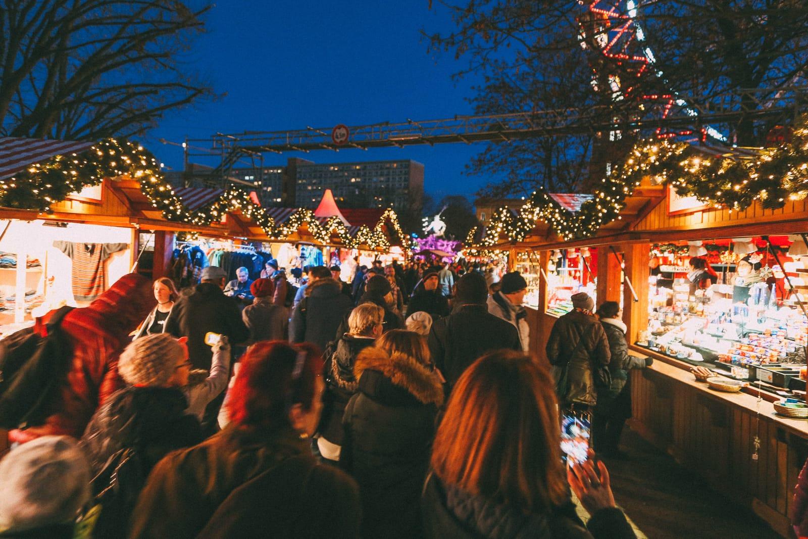 German Christmas Market In Berlin, Germany (41)