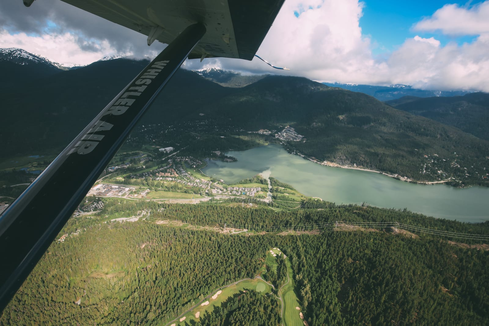 From Vancouver To Whistler - The Most Incredible View In Canada! (10)