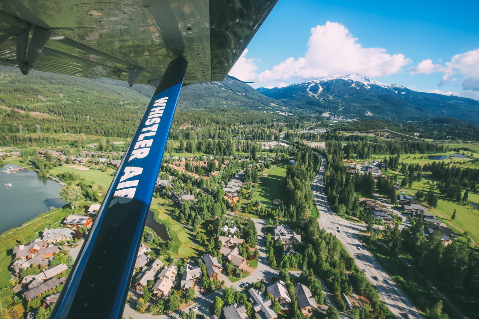 From Vancouver To Whistler - The Most Incredible View In Canada! (51)