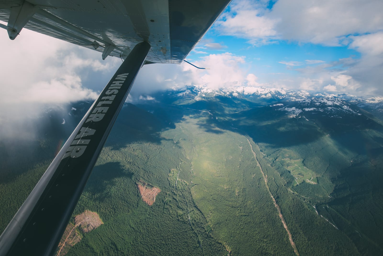 From Vancouver To Whistler - The Most Incredible View In Canada! (63)