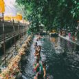 Finding A Secret Waterfall in Bali… Plus, Tirta Empul Temple And Mount Batur Volcano!