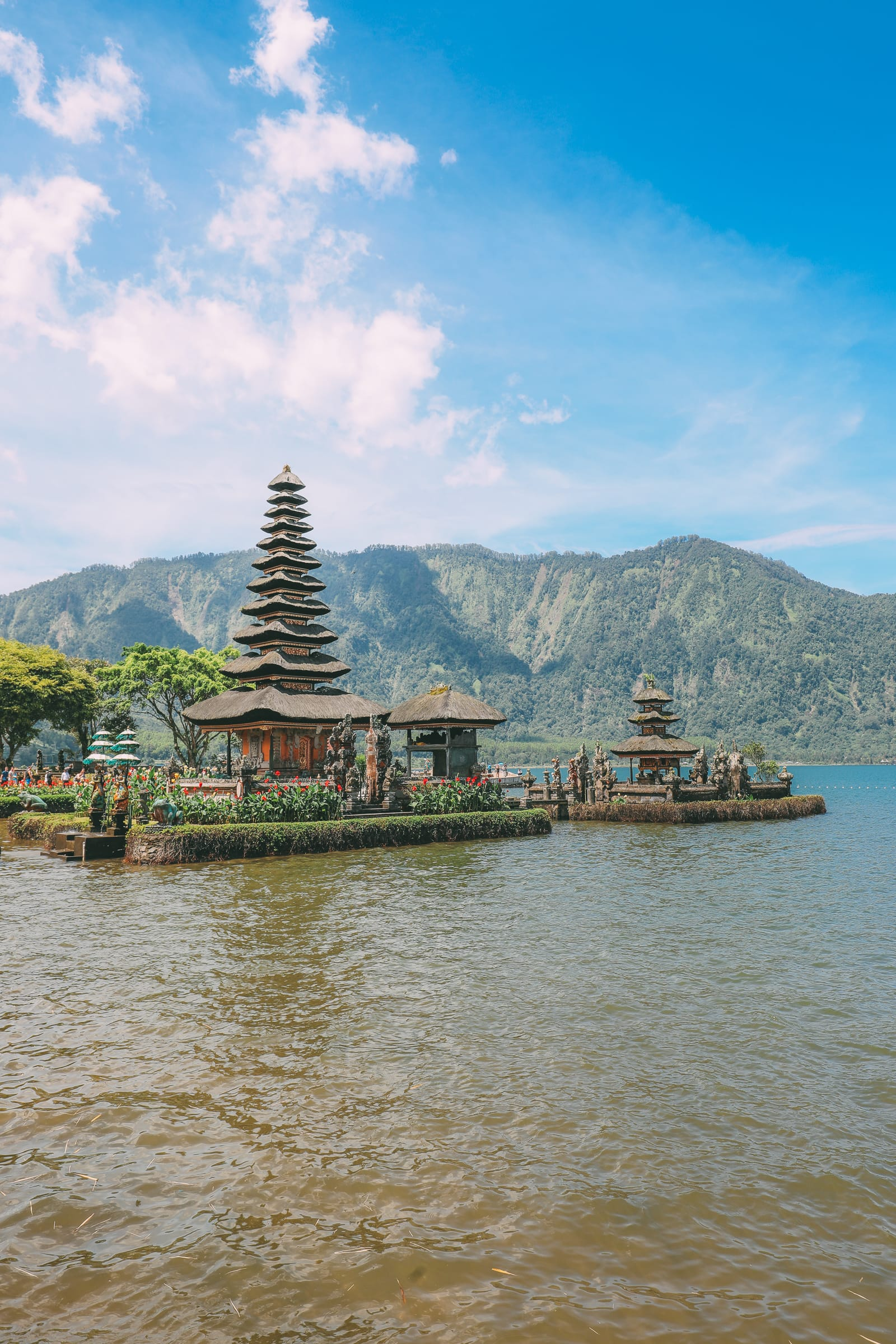 Bali Travel - The Beautiful Nungnung Waterfall And Ulun Danu Bratan Temple (30)