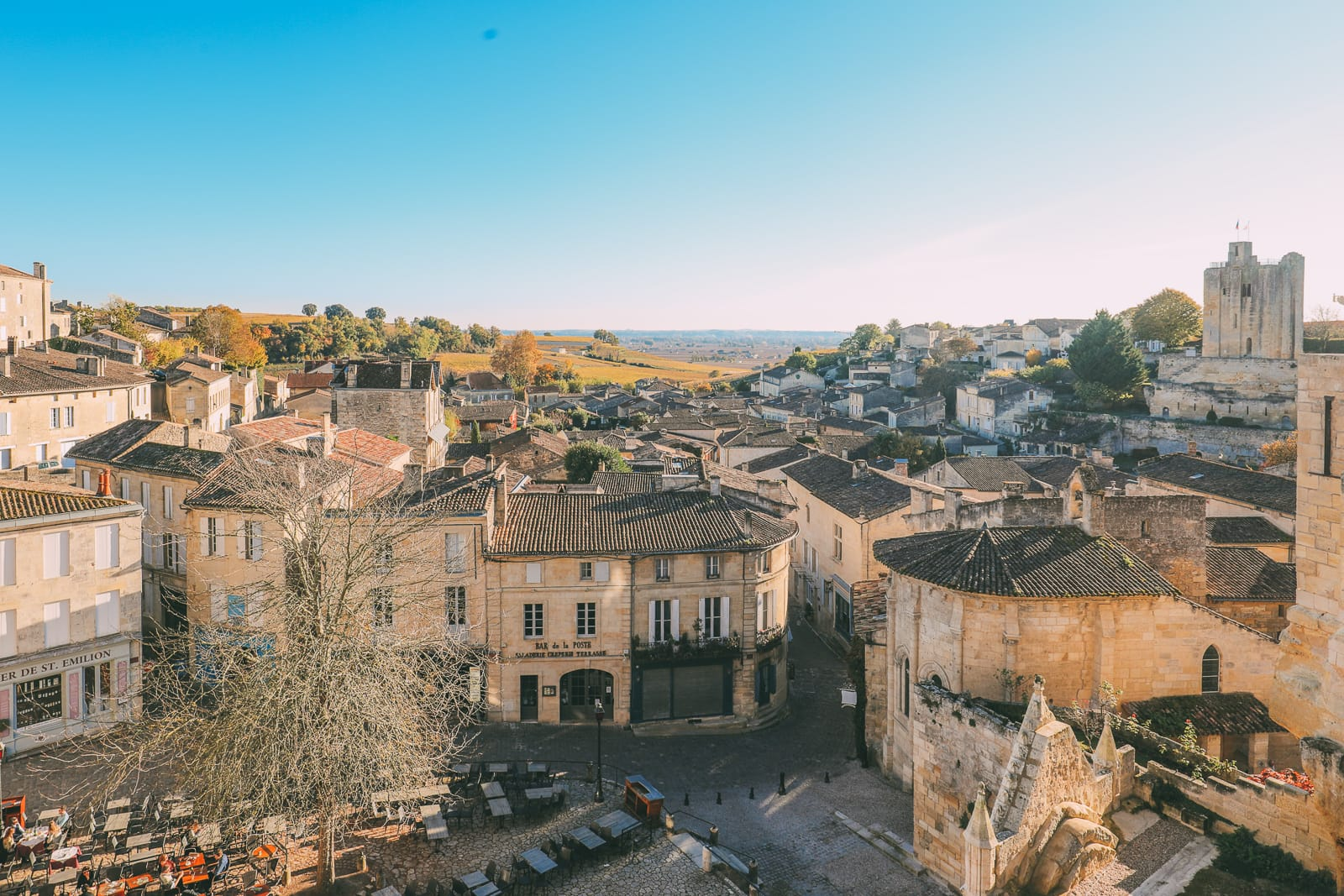 The Beautiful French Village Of Saint-Emilion (9)