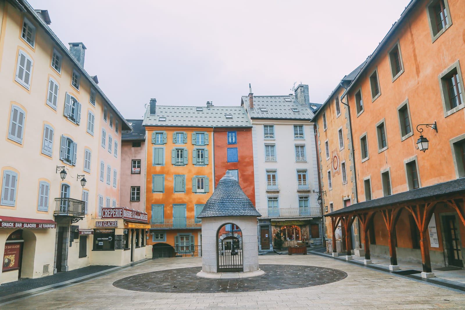 Briancon - The Highest Town In France And The Beautiful Ski Village Of Montgenevre (49)