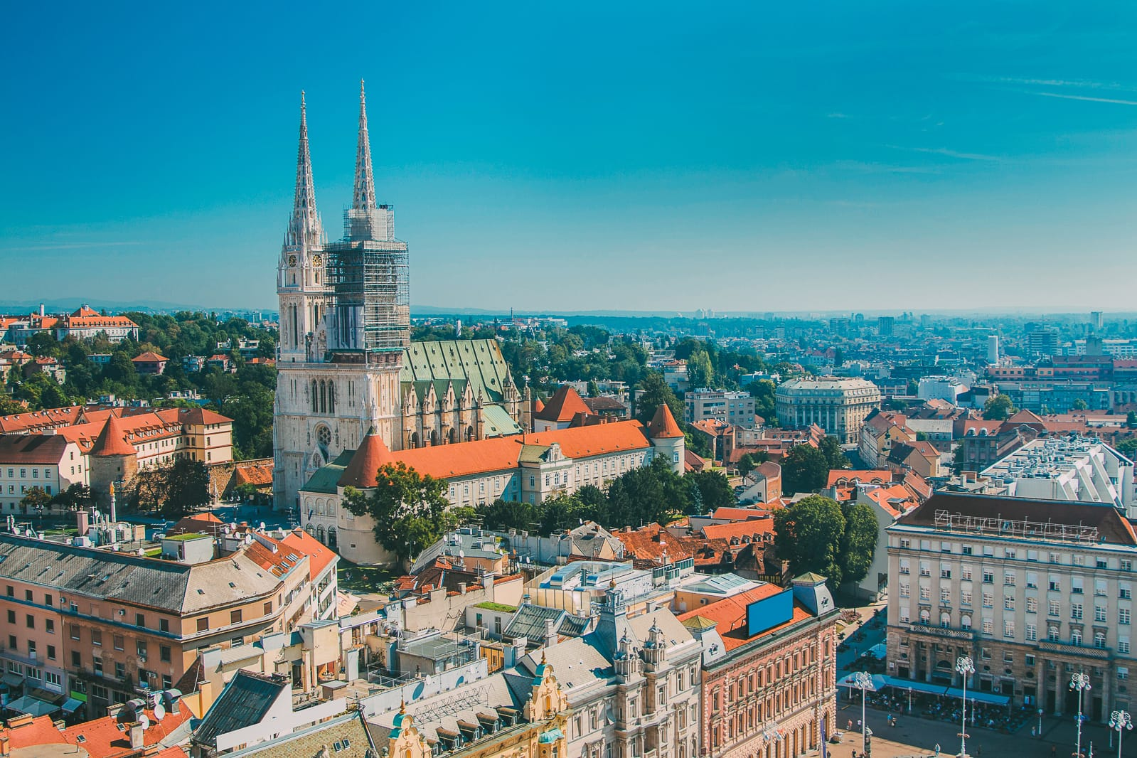 cheapest cities to travel in Europe zagreb