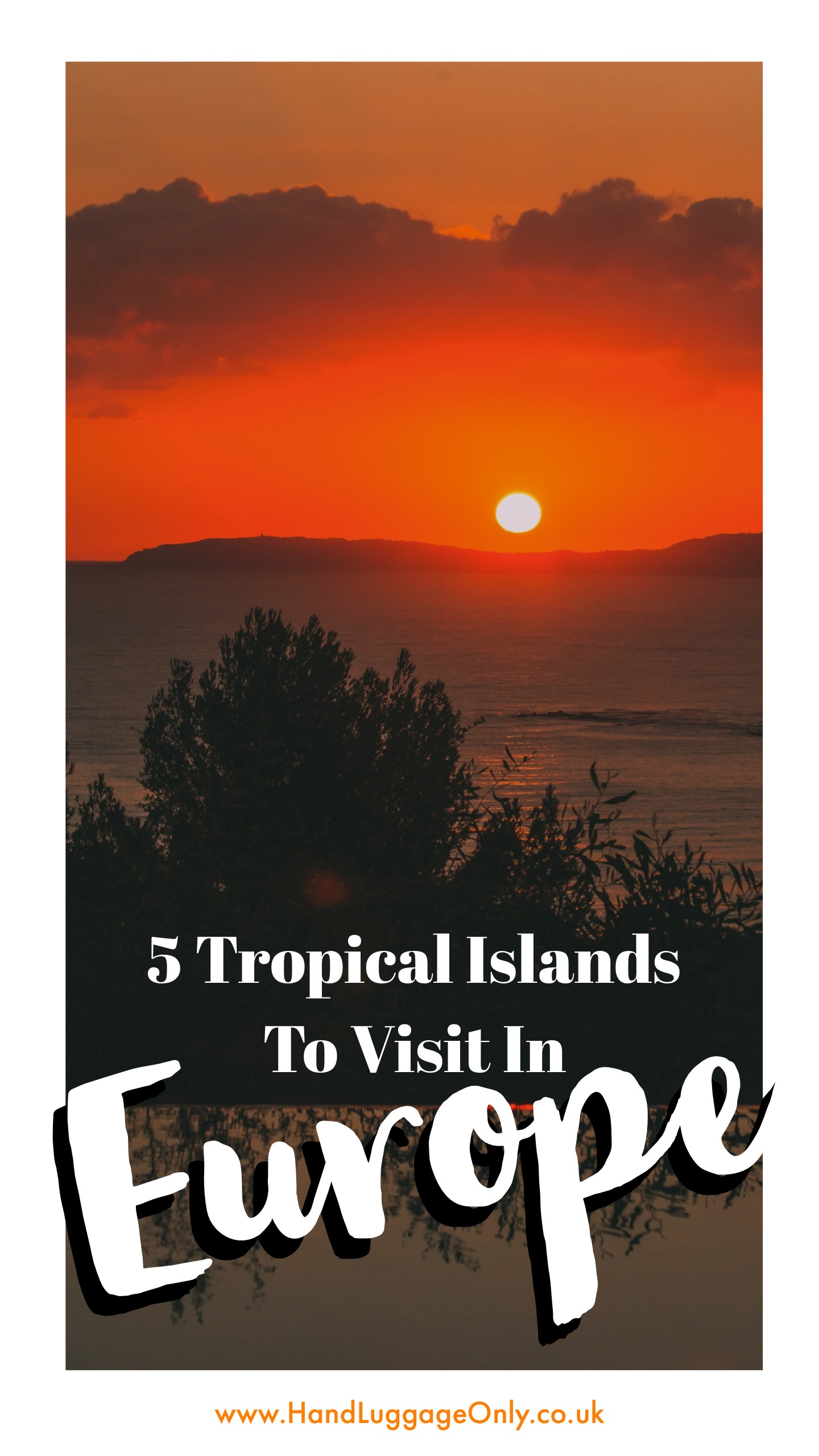 5 Surprisingly Tropical Islands To Visit In Europe (2)