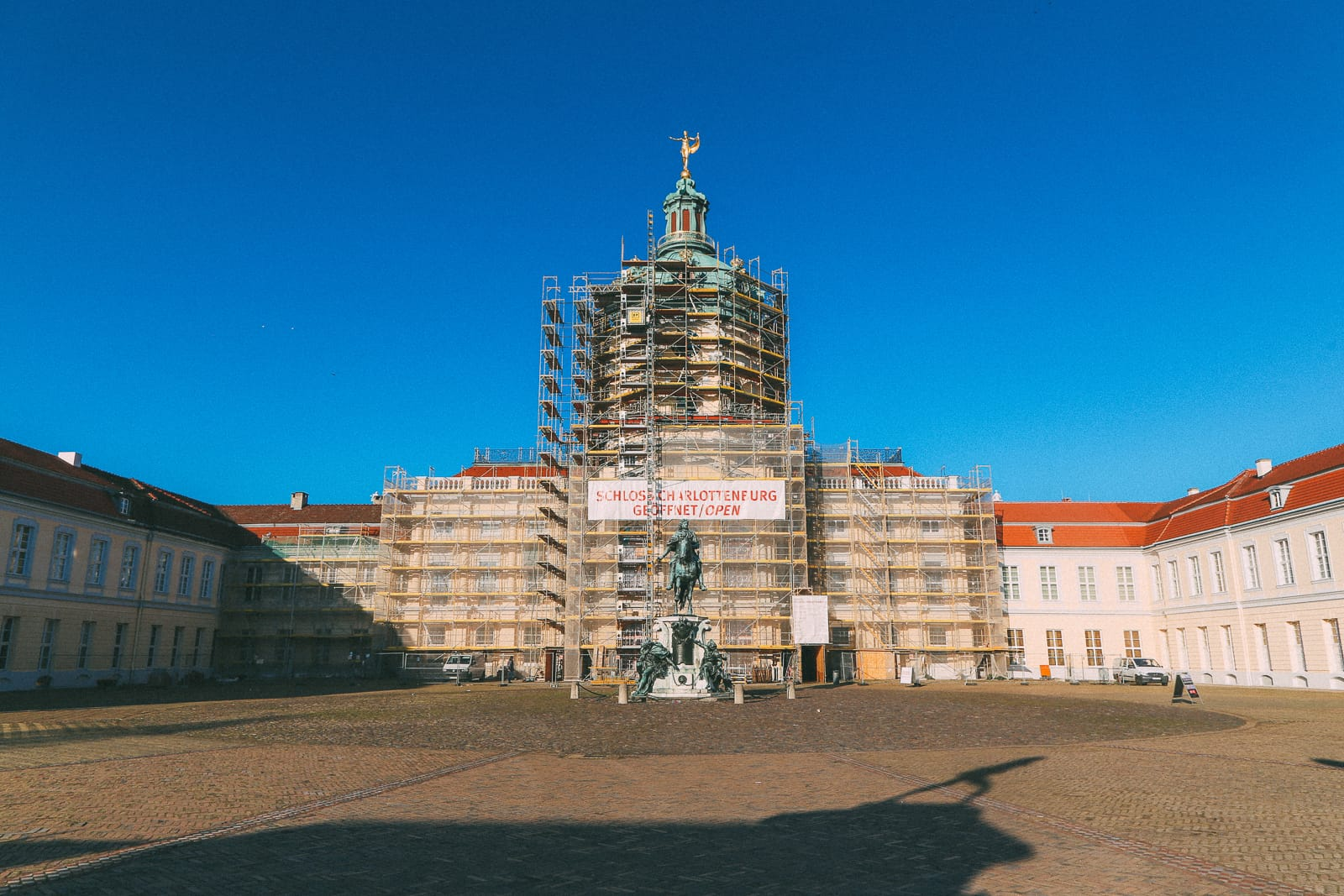 Visiting Charlottenburg Palace and The Berlin Cathedral… In Berlin, Germany (1)