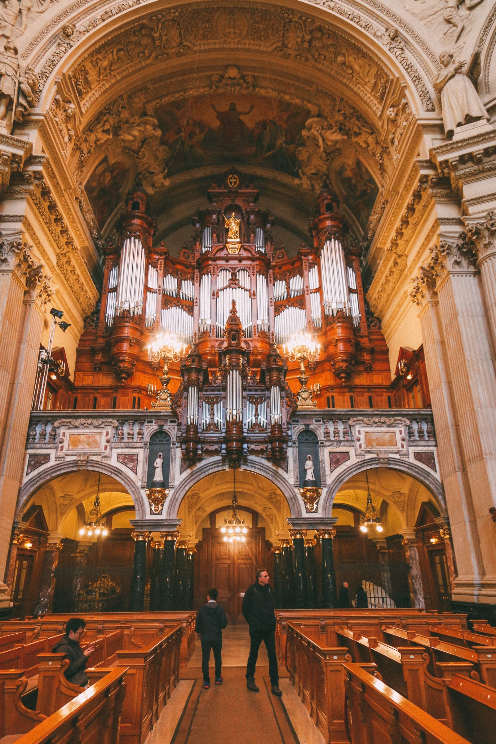 Visiting Charlottenburg Palace and The Berlin Cathedral… In Berlin, Germany (29)