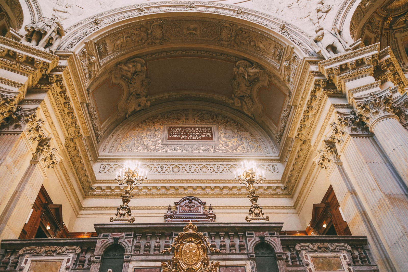 Visiting Charlottenburg Palace and The Berlin Cathedral… In Berlin, Germany (33)