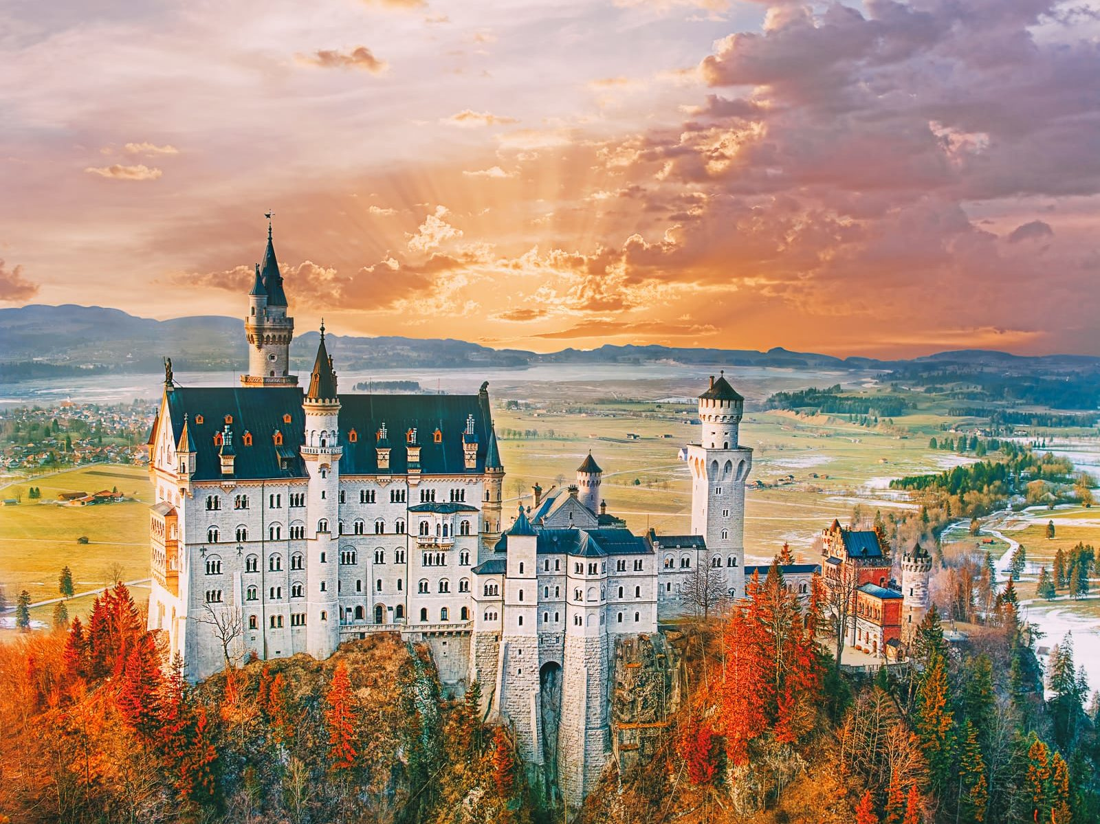 19 Fairytale Castles In Germany You Have To Visit (9)