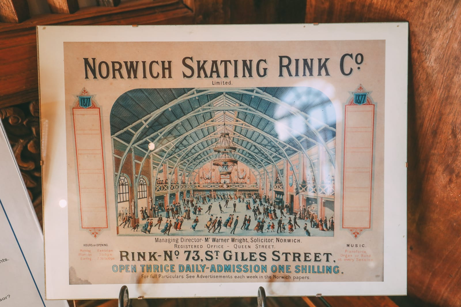 A Day In English Medieval City Of Norwich (32)