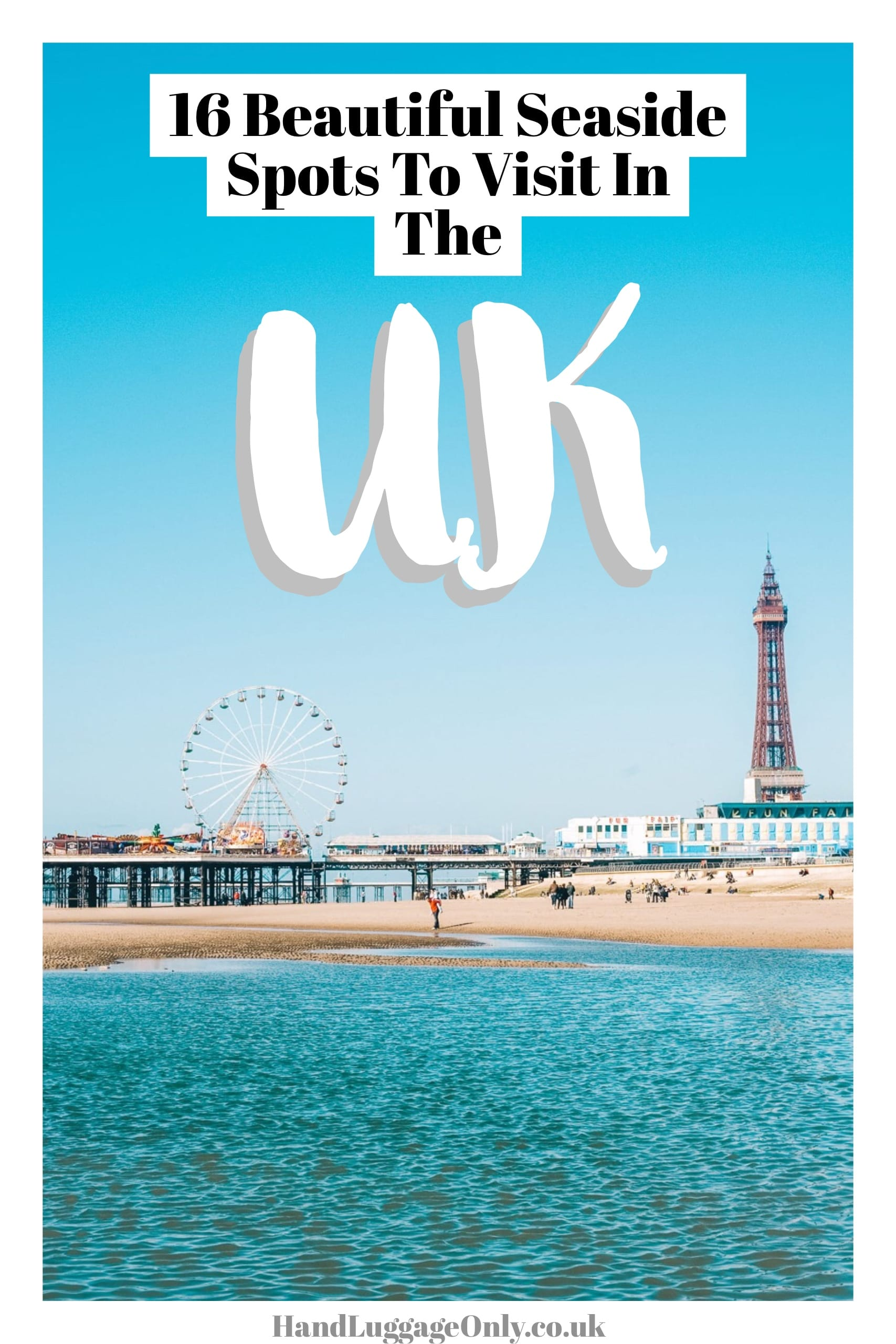 Small seaside resorts uk