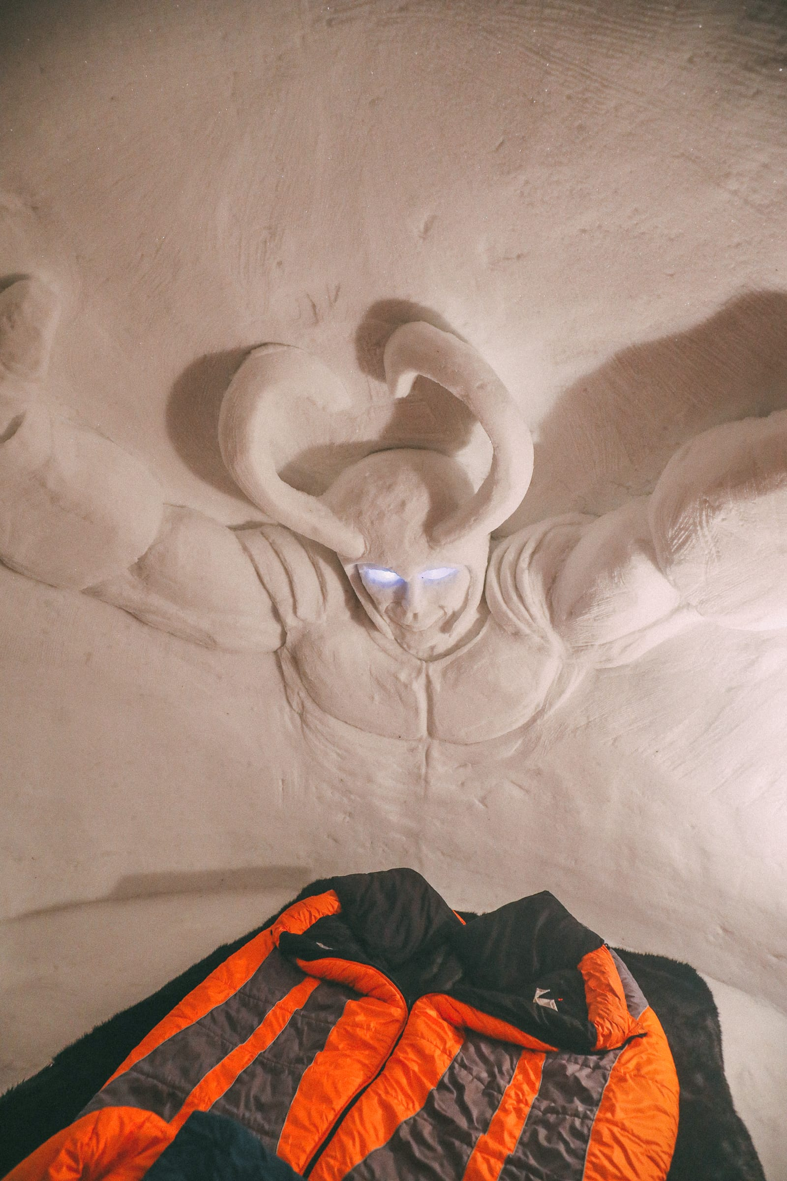 Sleeping In An Igloo Under The Matterhorn... In Zermatt, Switzerland (31)