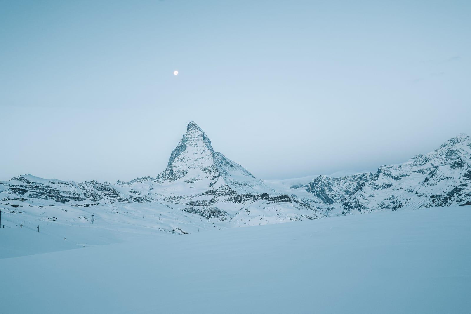 Sleeping In An Igloo Under The Matterhorn... In Zermatt, Switzerland (42)