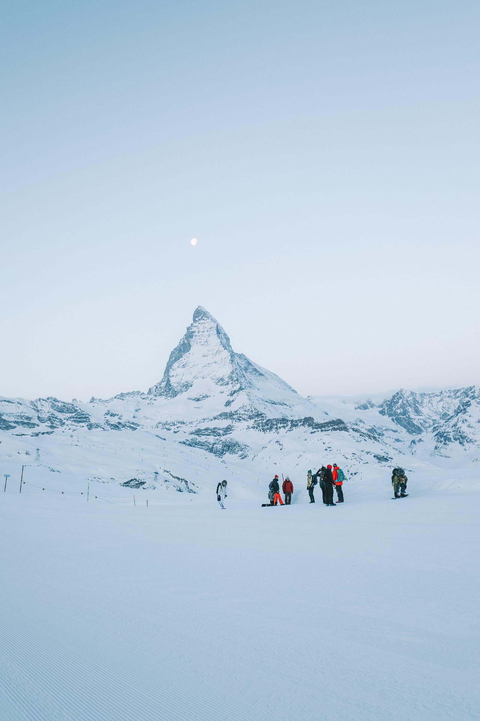 Sleeping In An Igloo Under The Matterhorn... In Zermatt, Switzerland (44)