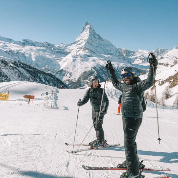 Skiing In Zermatt, Switzerland... (15)