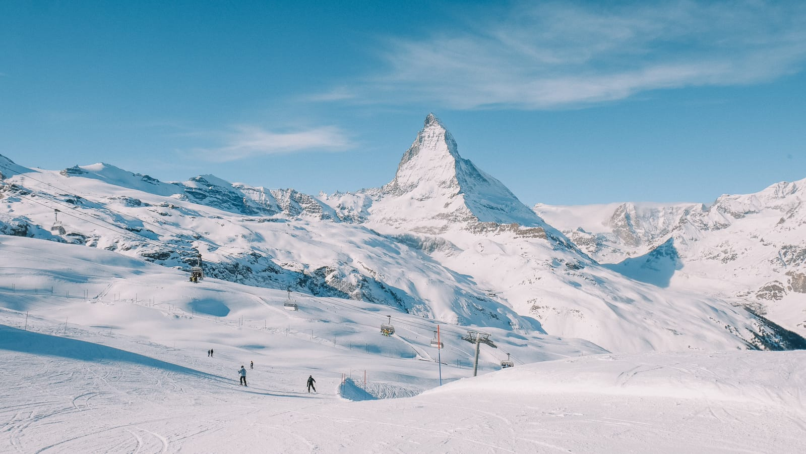 Skiing In Zermatt, Switzerland... (7)