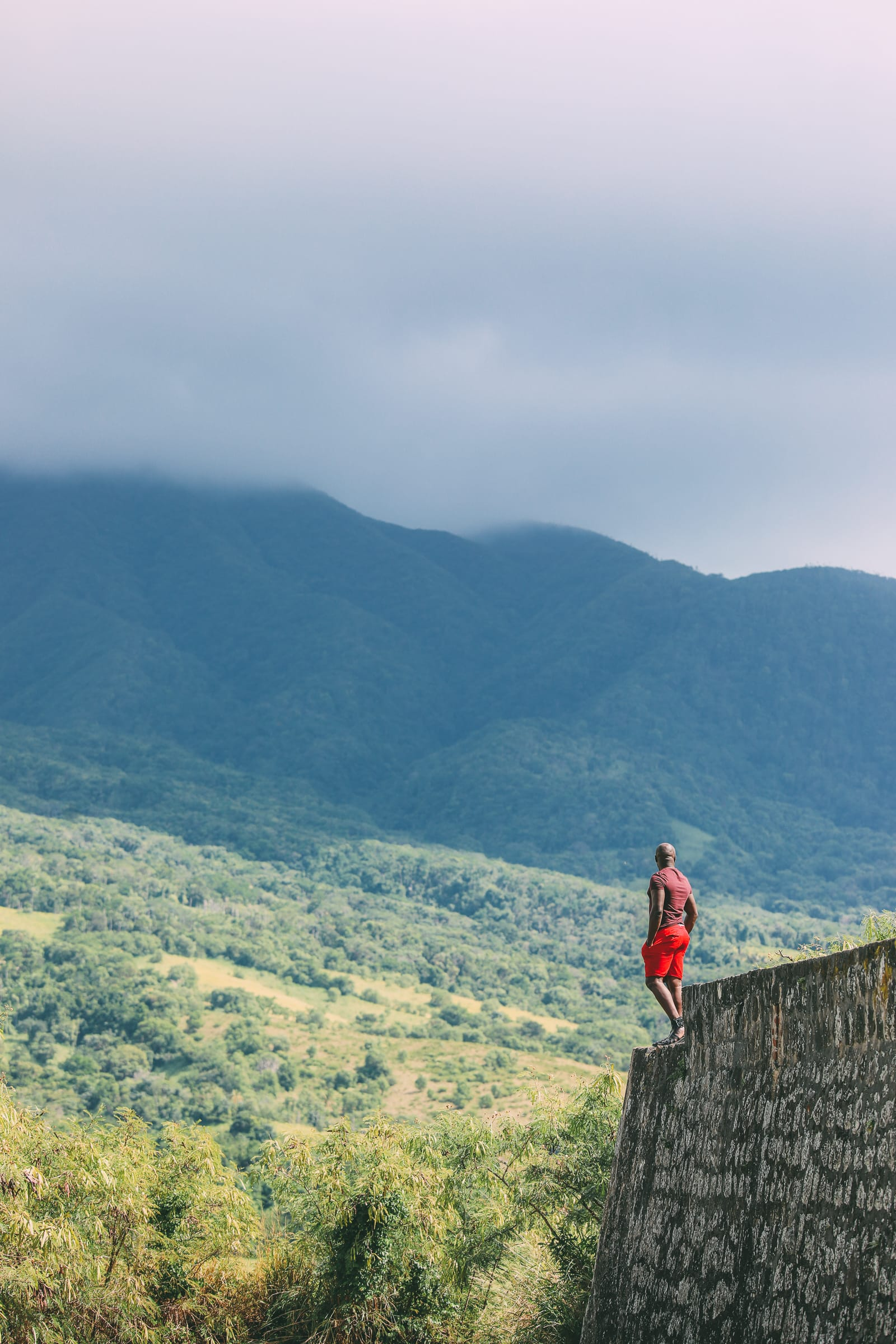 Rugged Coastlines, Old Forts And Lobster Dinners... On The Caribbean Island Of St Kitts (34)