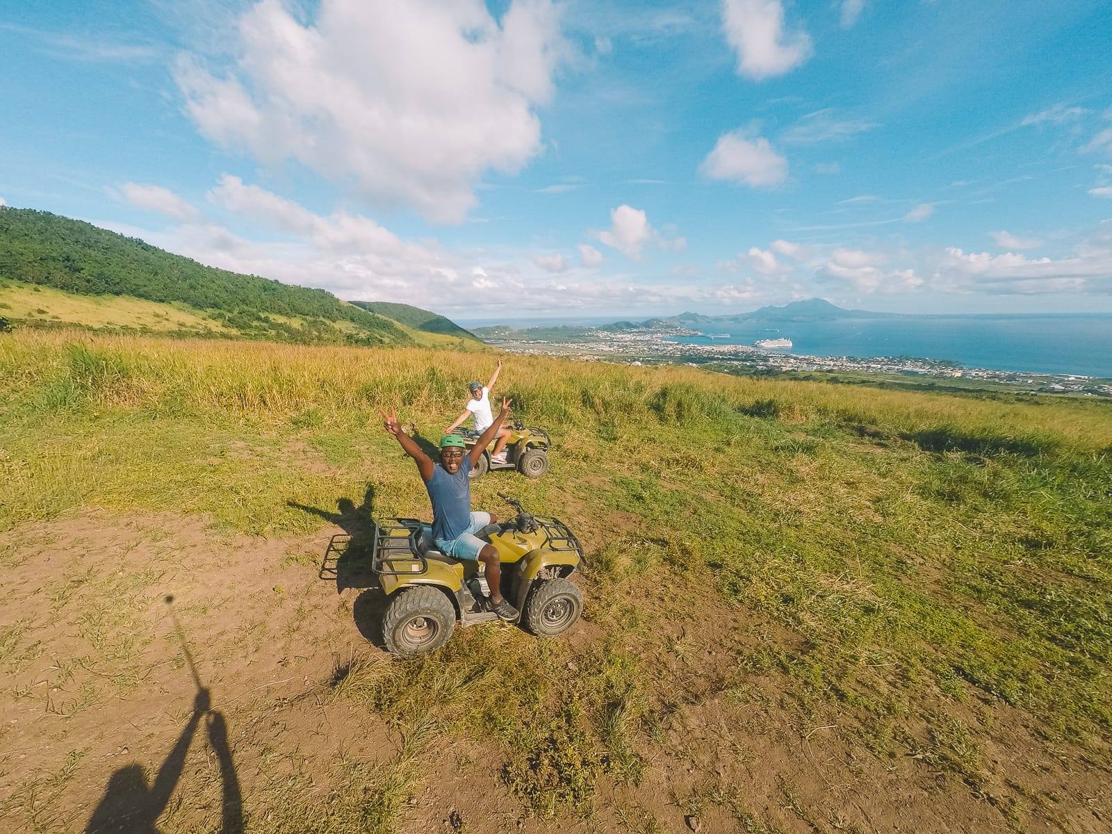 Afternoons In Basseterre And Off-Roading In The Rainforest... In St Kitts, The Caribbean (35)