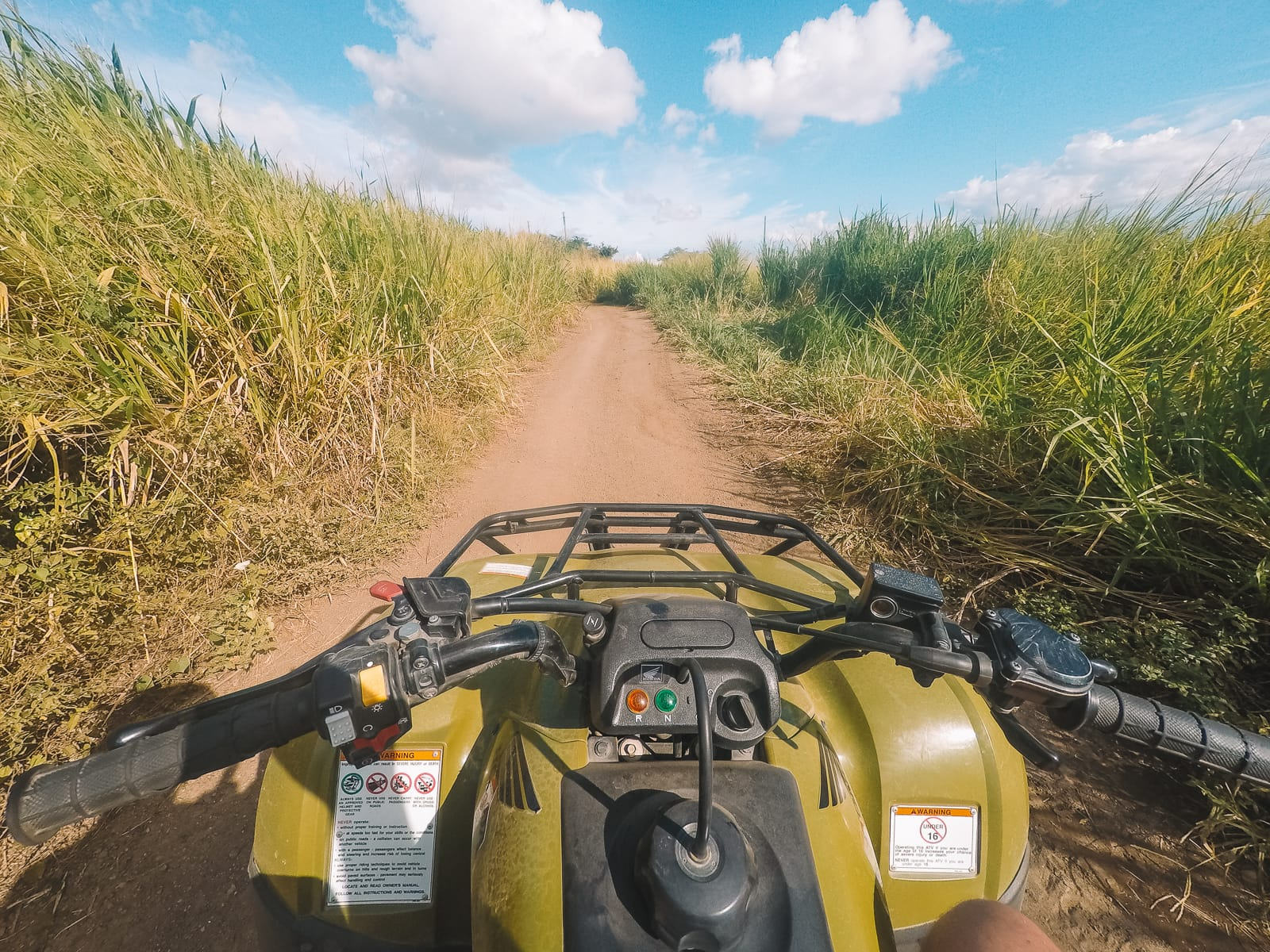 Afternoons In Basseterre And Off-Roading In The Rainforest... In St Kitts, The Caribbean (36)