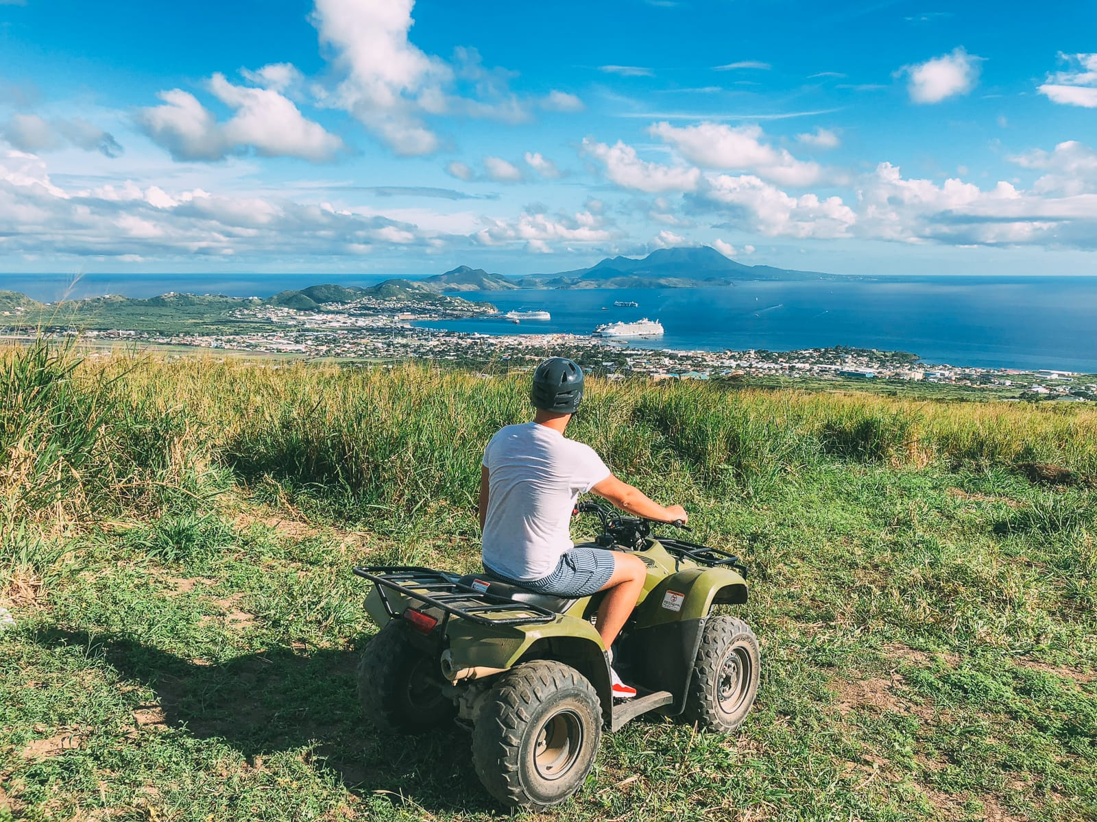 Afternoons In Basseterre And Off-Roading In The Rainforest... In St Kitts, The Caribbean (40)