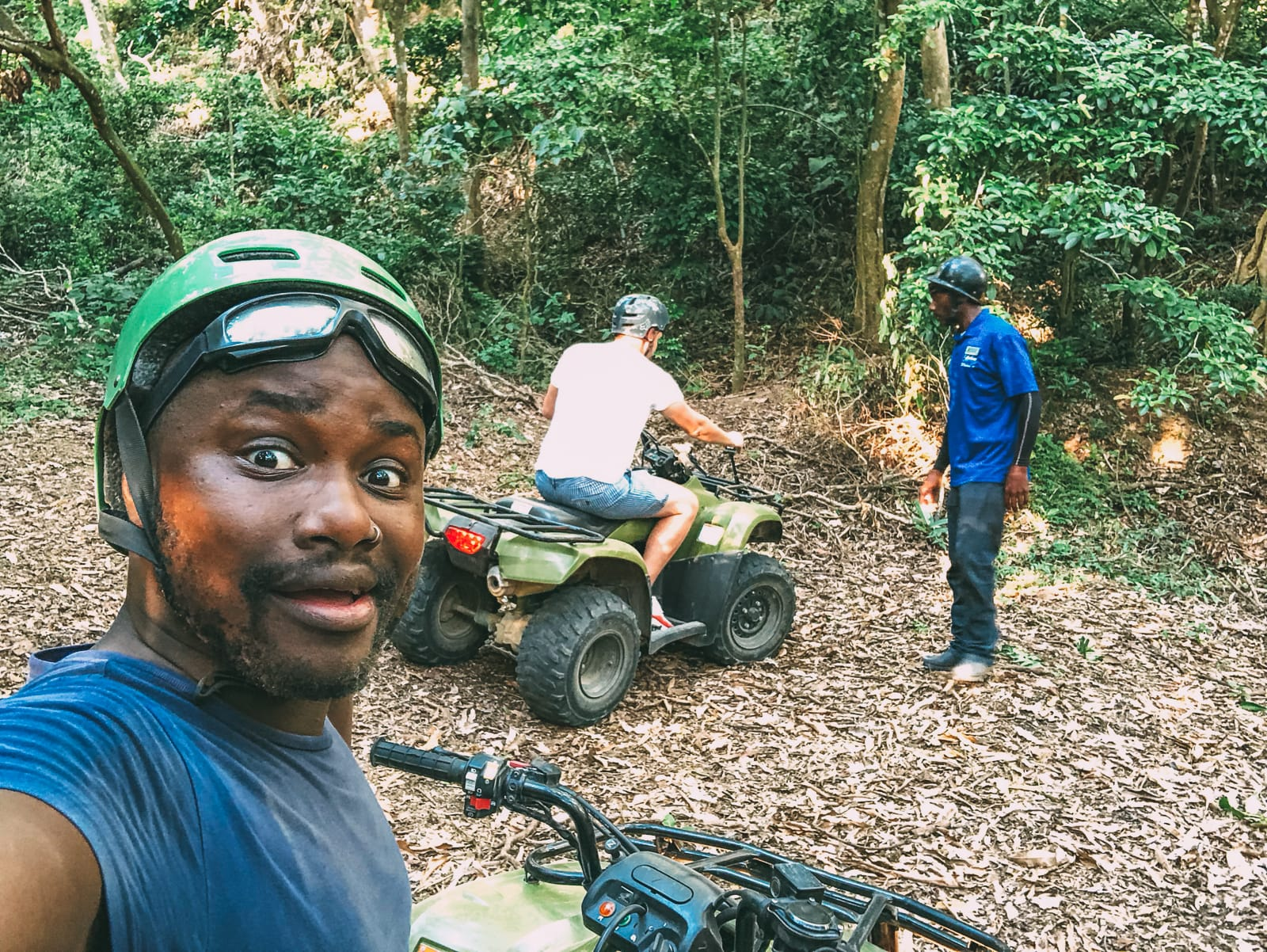 Afternoons In Basseterre And Off-Roading In The Rainforest... In St Kitts, The Caribbean (44)