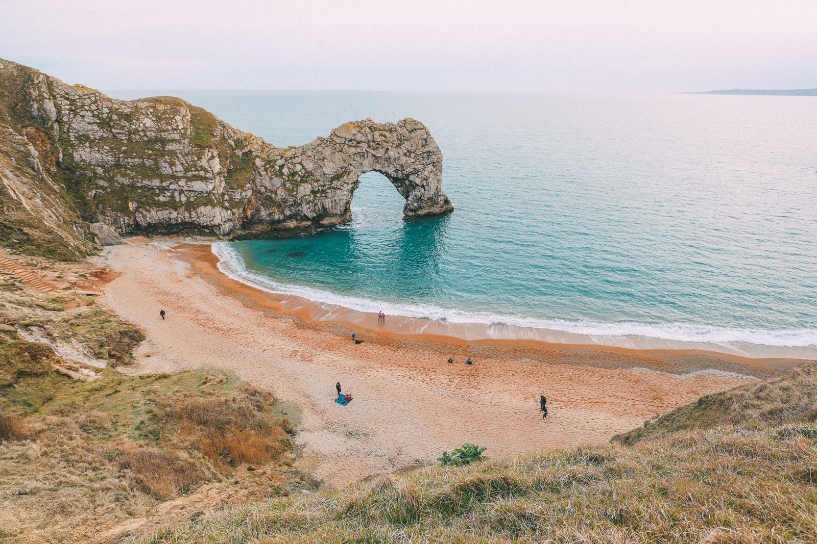 The Amazing 8,000 Year Old English Village And Durdle Door In The Jurassic Coast Of England (30)