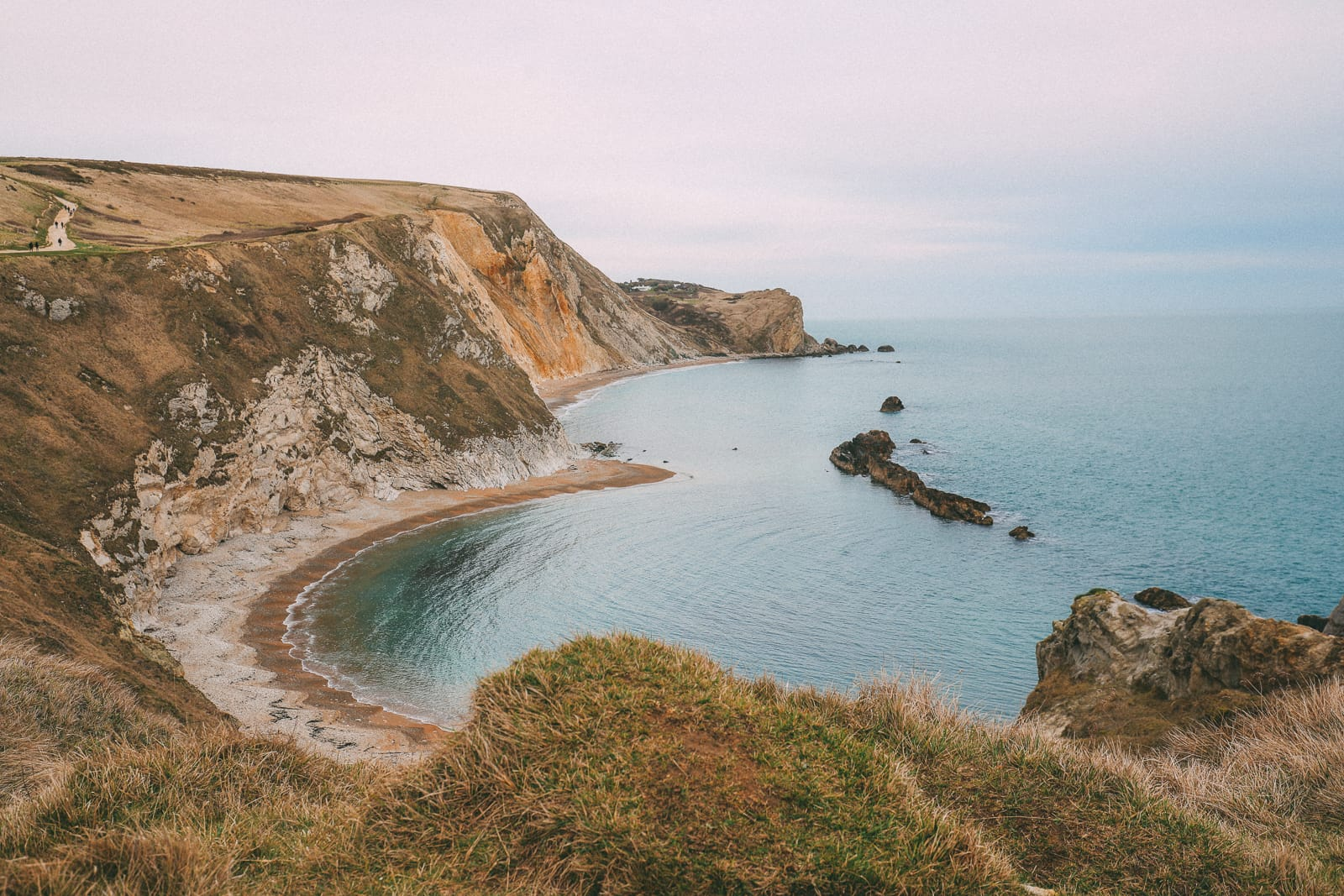 The Amazing 8,000 Year Old English Village And Durdle Door In The Jurassic Coast Of England (36)