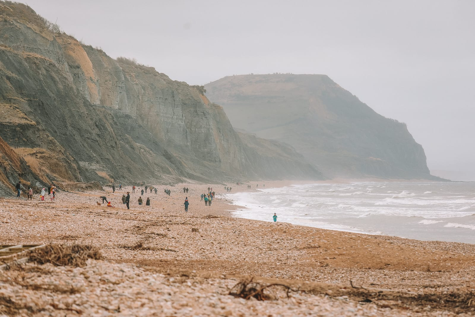 Searching For Dinosaurs And Fossils On The Jurassic Coast Of England (7)