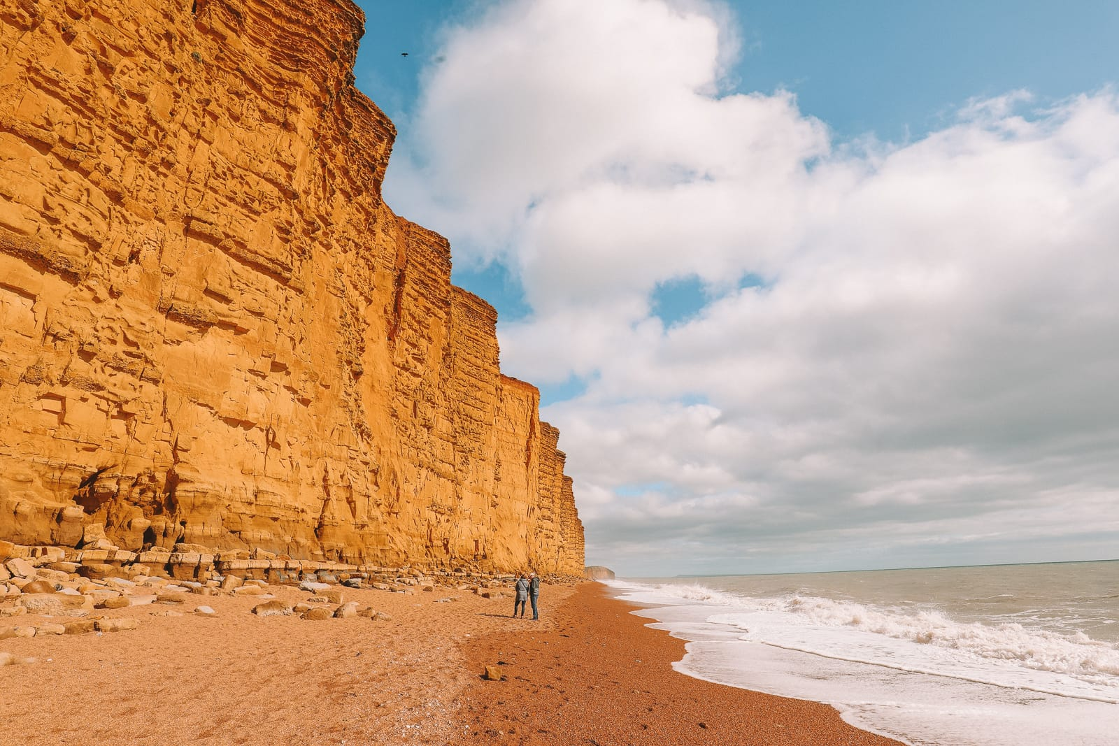 Searching For Dinosaurs And Fossils On The Jurassic Coast Of England (32)