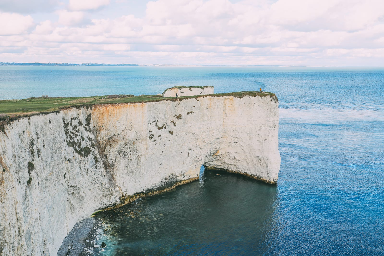 Exploring The Old Harry Rocks Formation On The Jurassic Coast Of England (31)