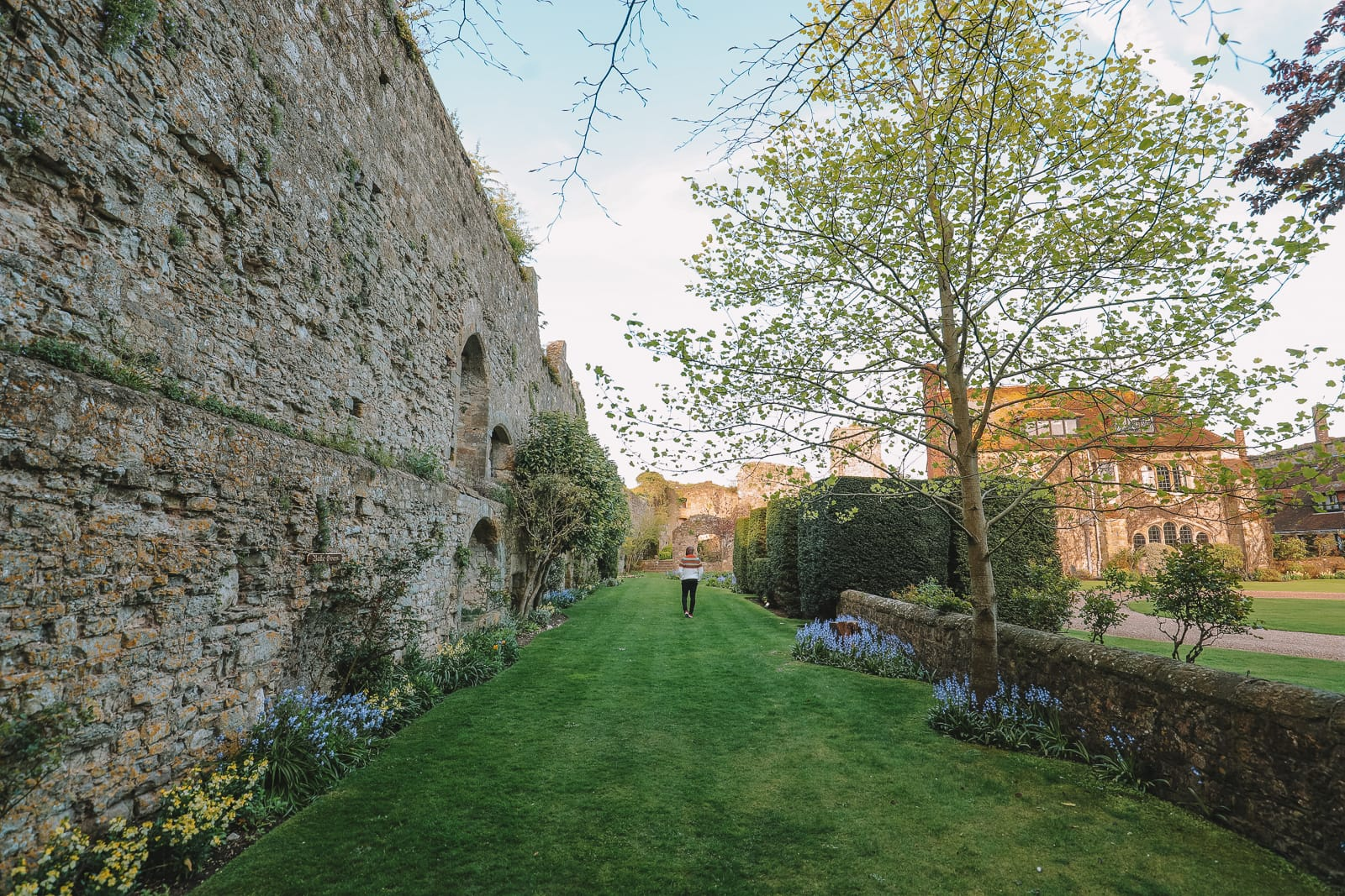 Here's How To Stay In A 1,000 Year Old Castle In England (40)