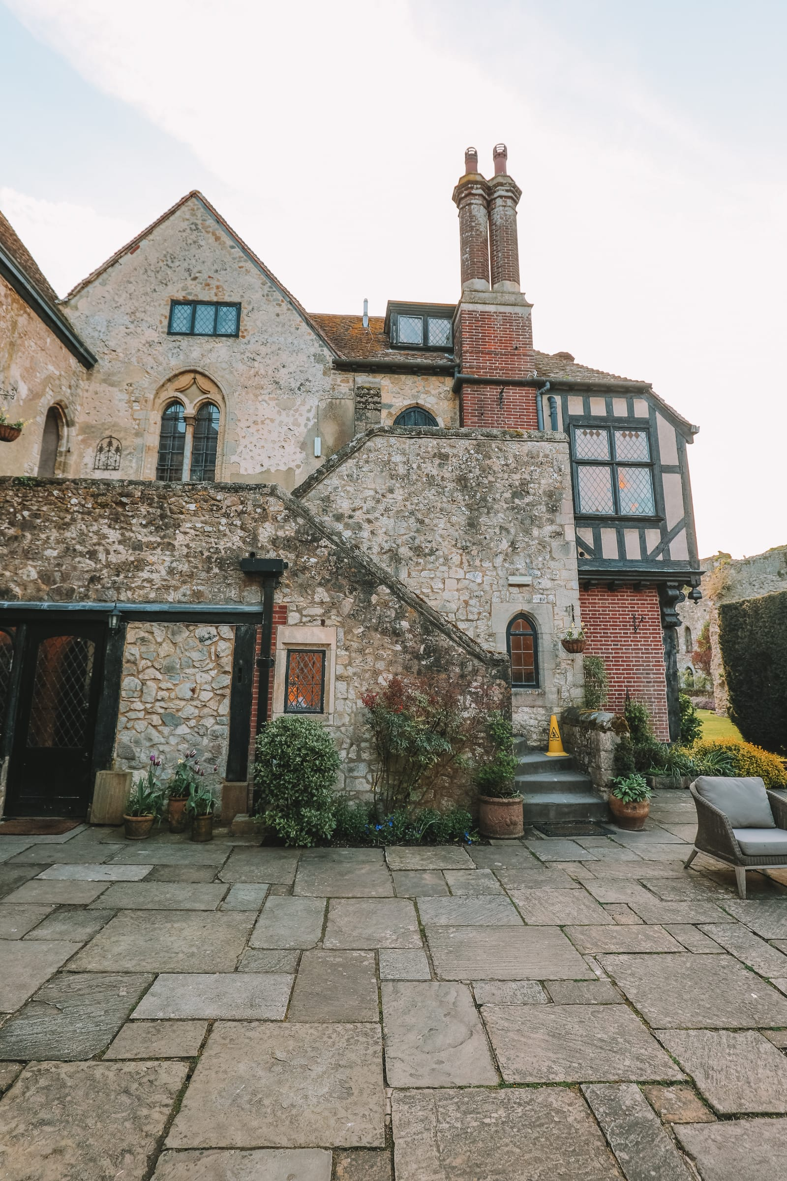 Here's How To Stay In A 1,000 Year Old Castle In England (50)