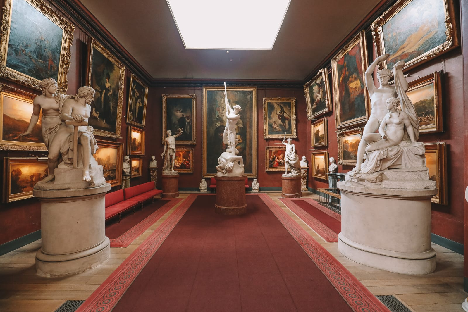 The Rather Amazing Petworth House... In West Sussex, England (21)
