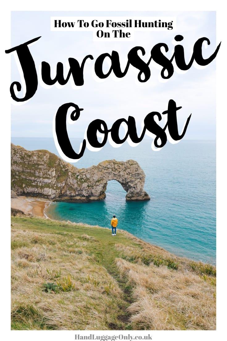 Fossil Hunting On The Jurassic Coast, England