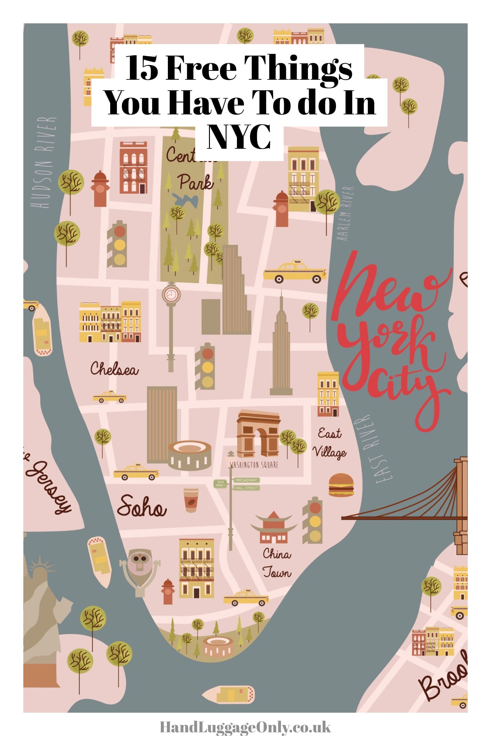15 Free Things You Have To Do In New York City