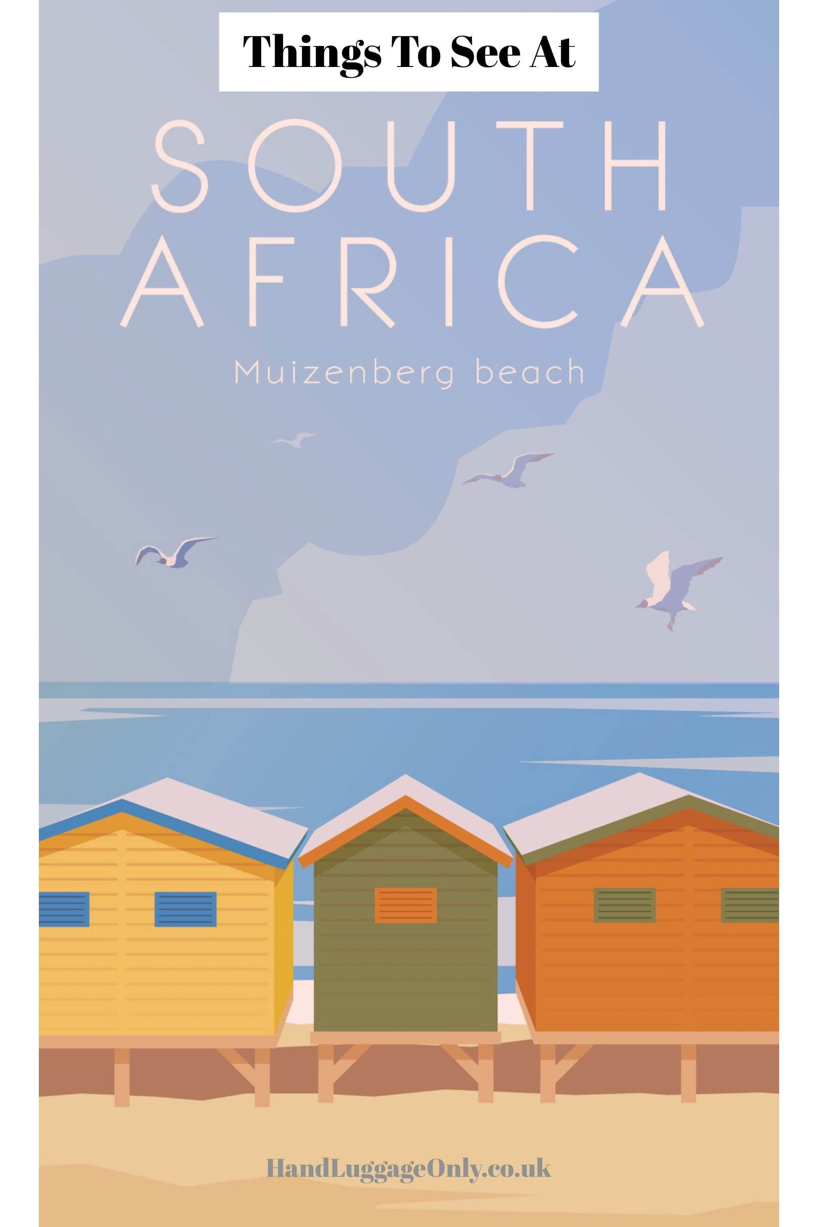 Here's Why You Need To Visit Muizenberg Beach, South Africa
