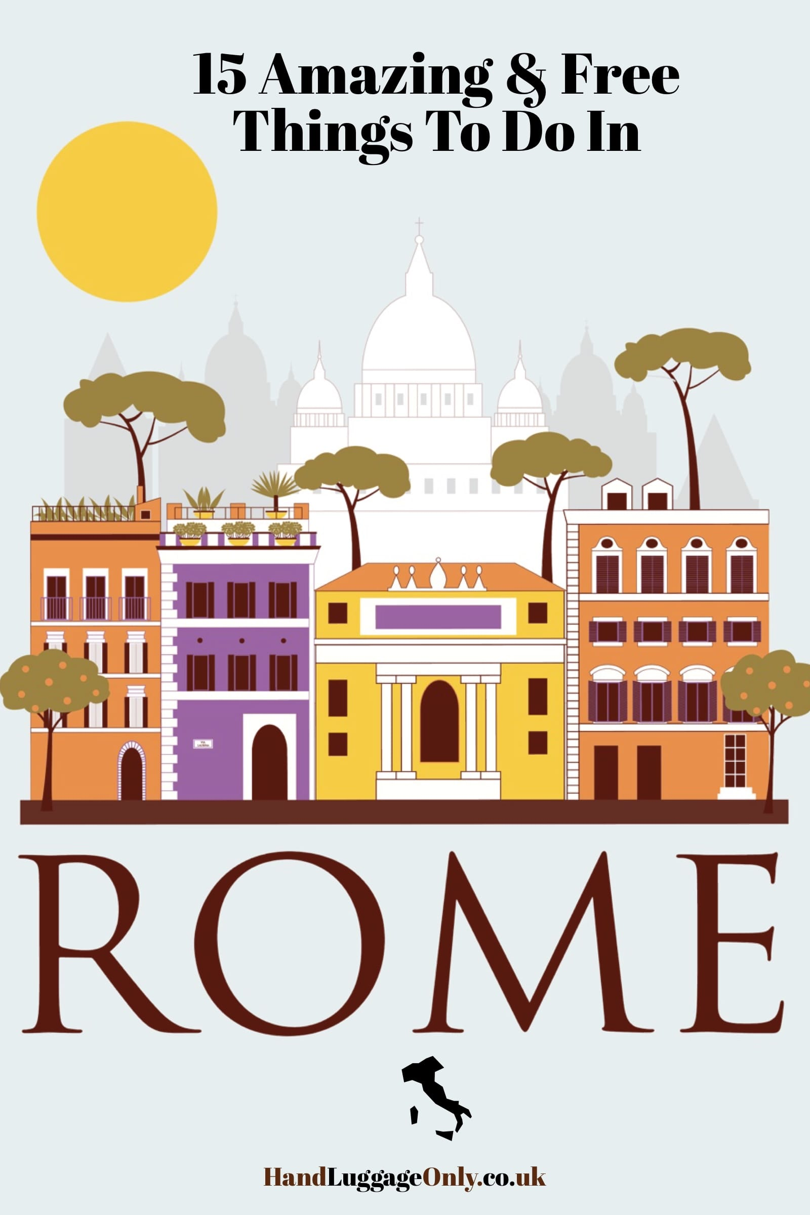 15 Free Things To Do In Rome