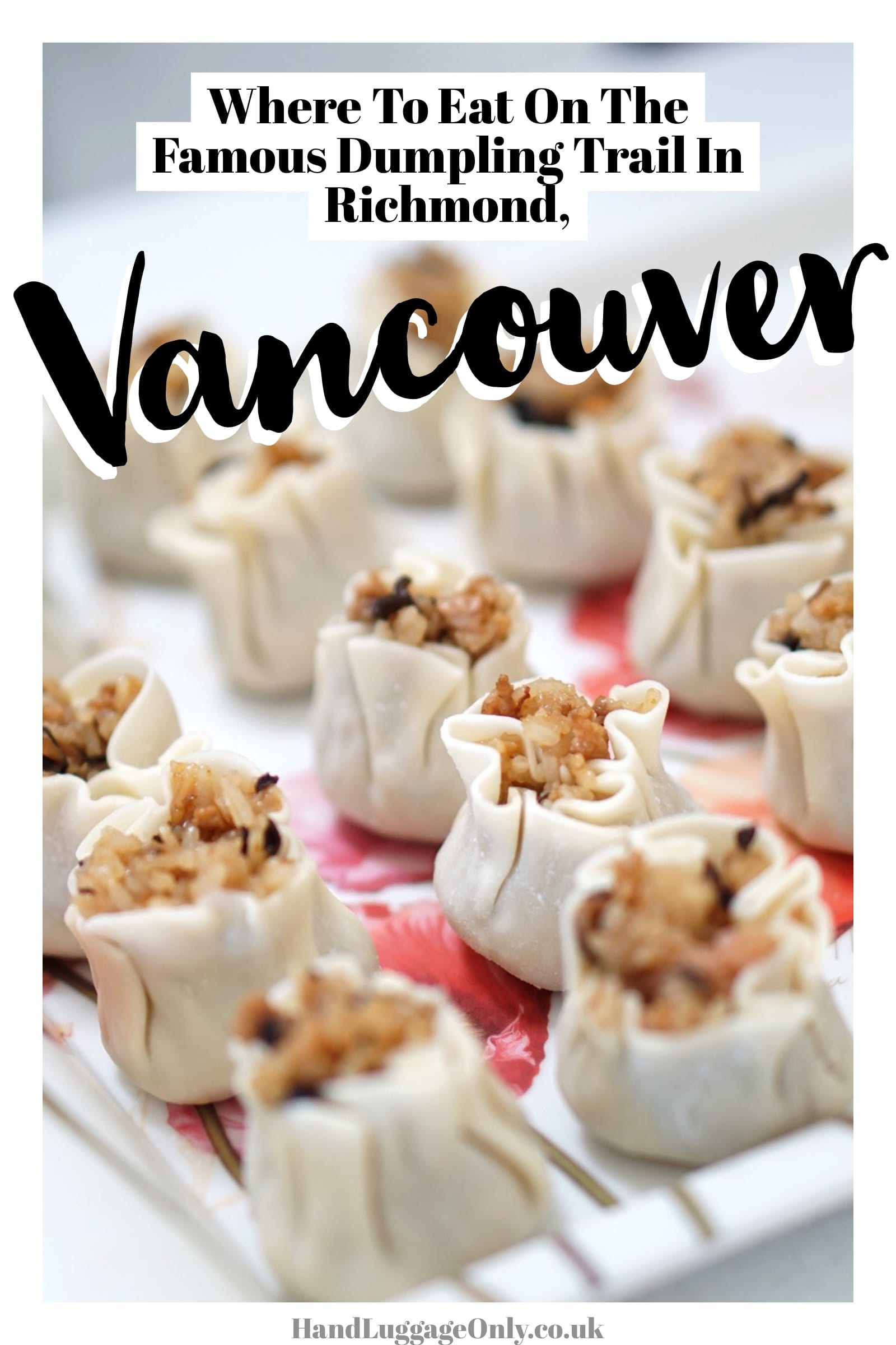 Where To Eat On Richmond's Famous Dumpling Trail, Vancouver - Canada (8)