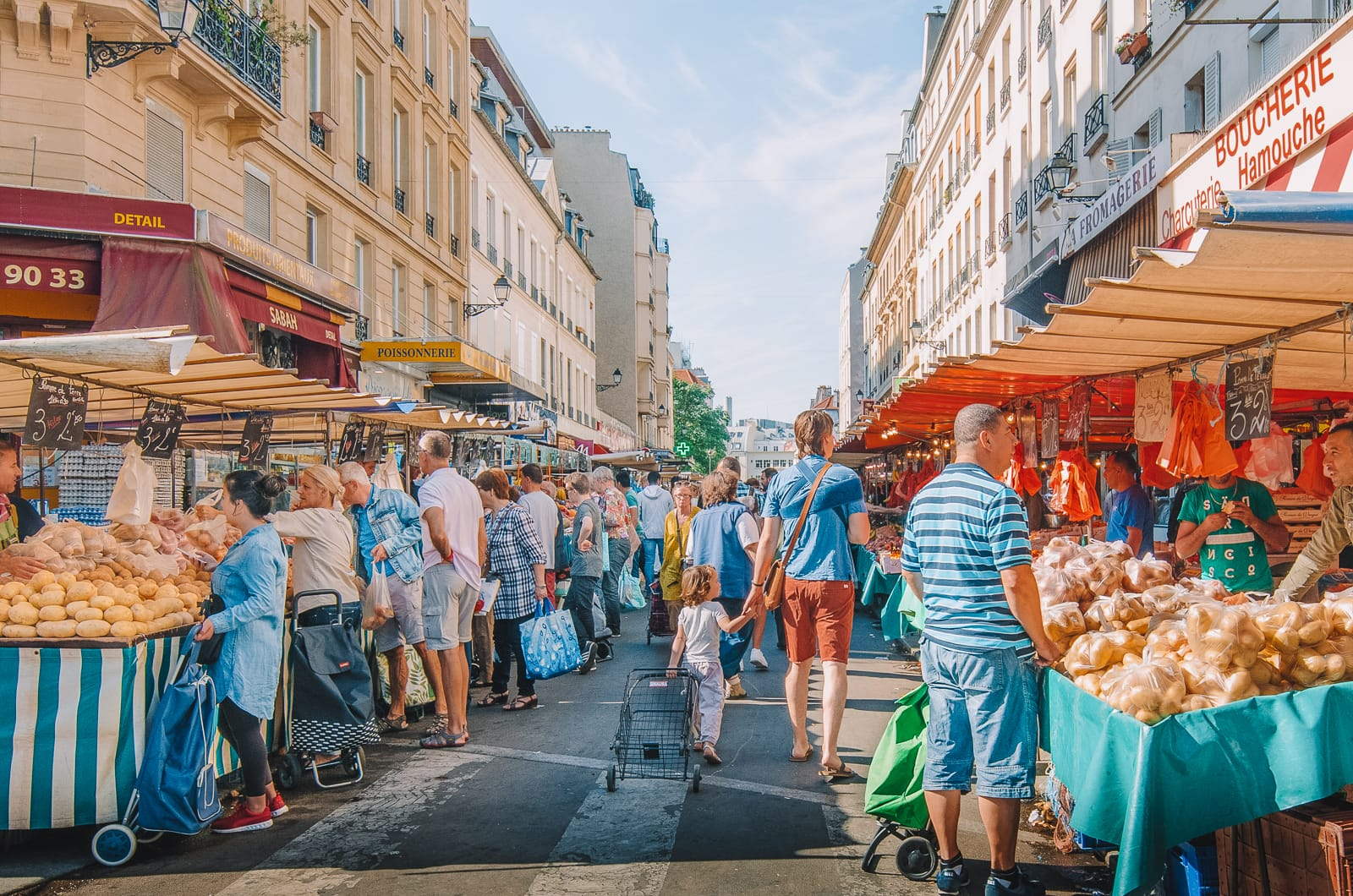 The 12 Best Markets In Paris You Have To Visit - Hand