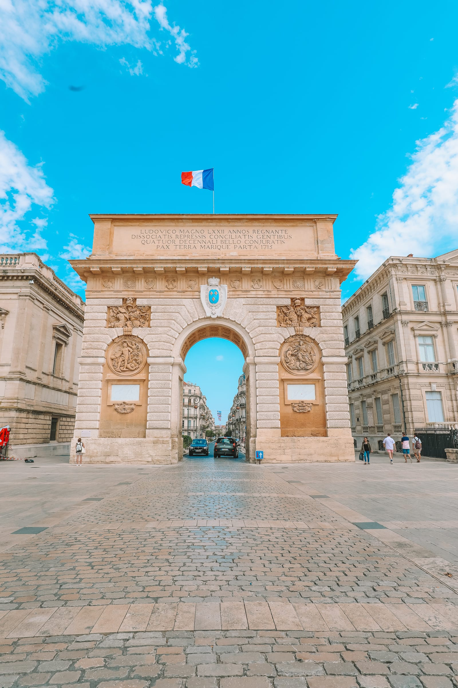 The Absolutely Beautiful City Of Montpellier In The South Of France (8)