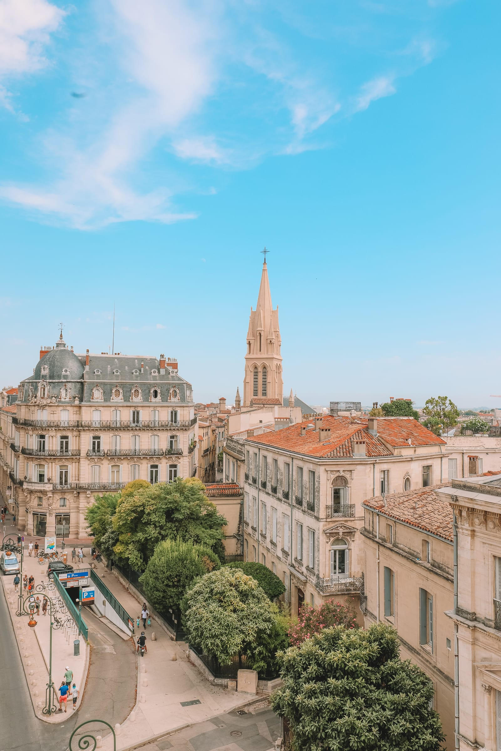 The Absolutely Beautiful City Of Montpellier In The South Of France (10)