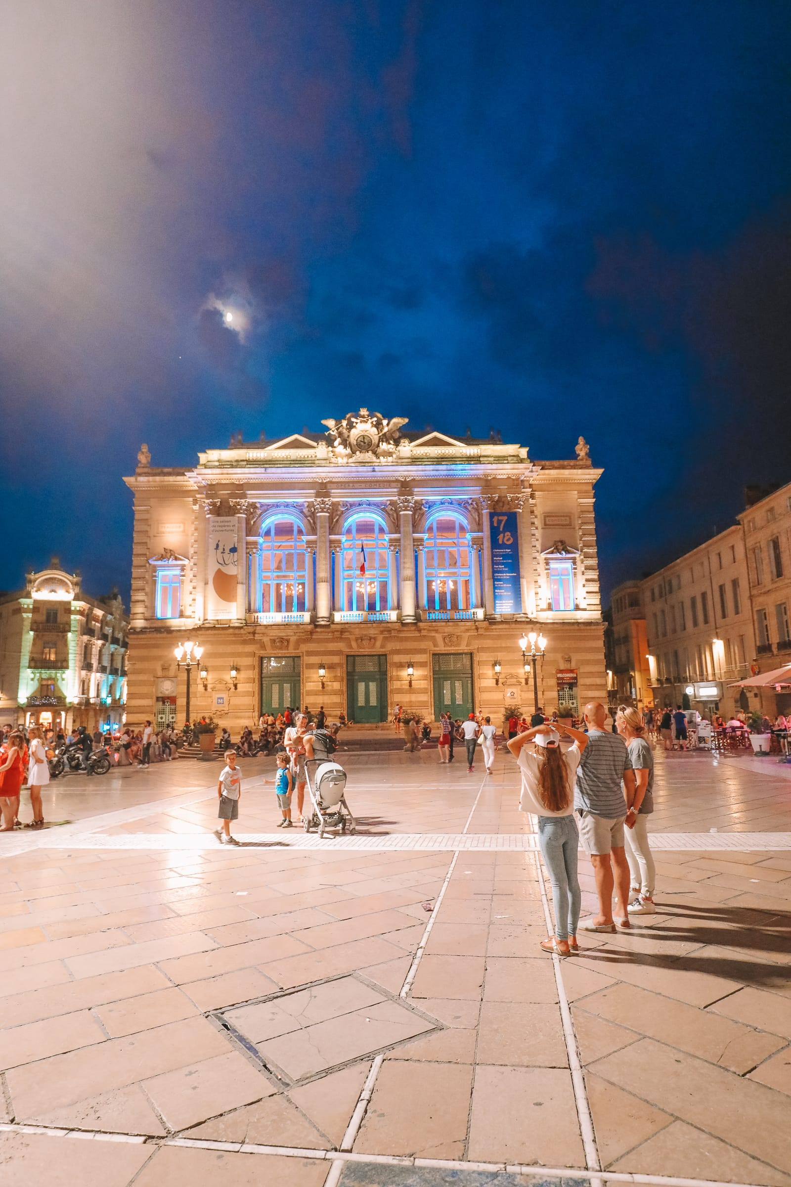 The Absolutely Beautiful City Of Montpellier In The South Of France (58)